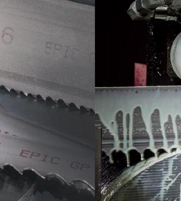 Bimetalový pás na kov | Simonds