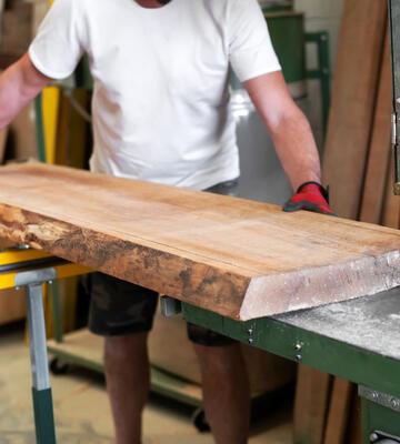 Pásová pila na dřevo | Simonds