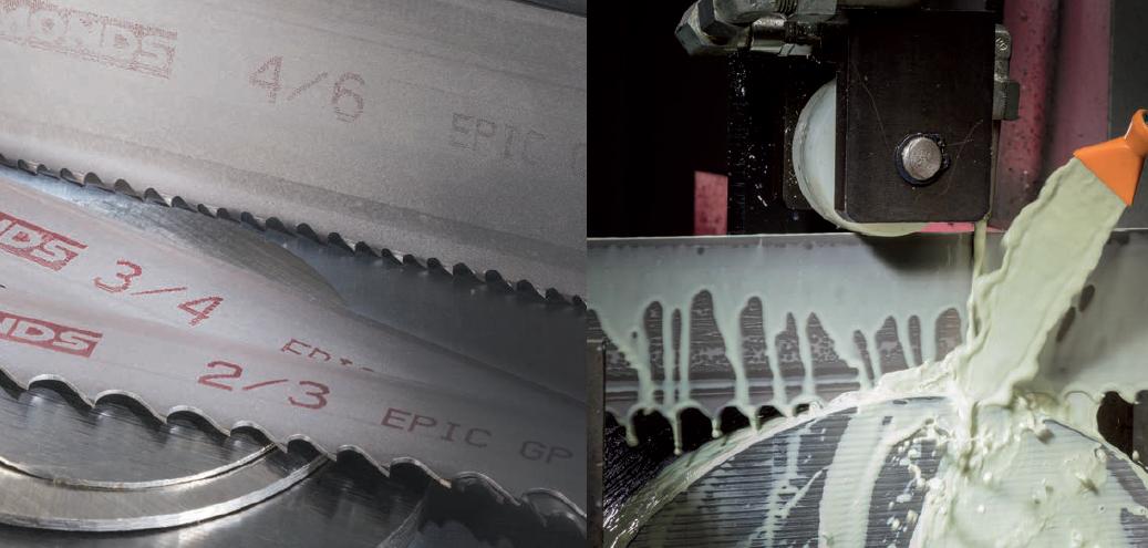 Bimetalový pilový pás na kov | Simonds